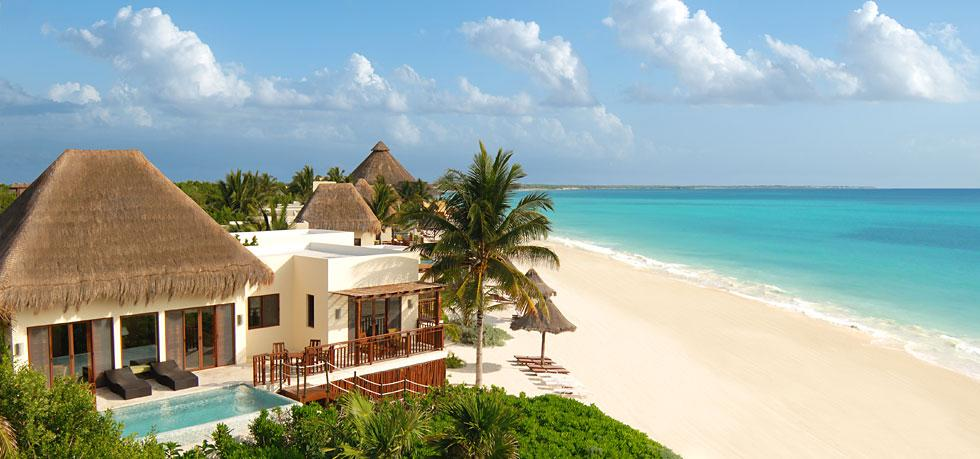 Is the Fairmont Mayakoba all-inclusive?